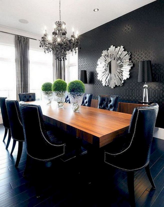 22 Stylish Modern Farmhouse Dining Room Remodel Ideas 17