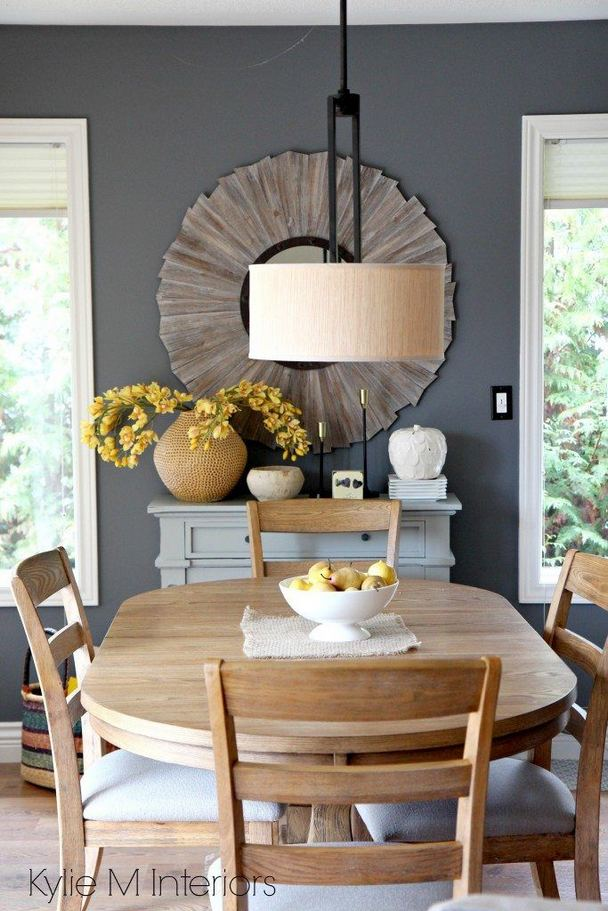 22 Stylish Modern Farmhouse Dining Room Remodel Ideas 45