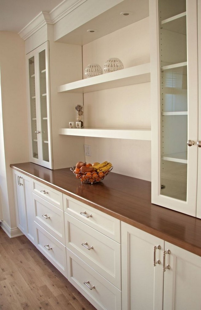 23 Cool Dining Room Wall Cabinet Design Ideas 04