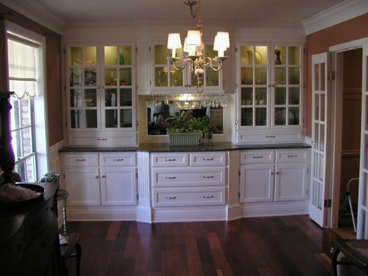 23 Cool Dining Room Wall Cabinet Design Ideas 09