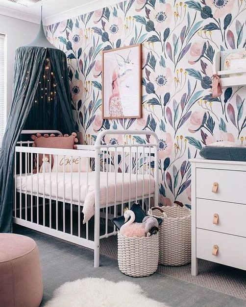 23 Cozy Cute Pink Bedroom Design Decor Ideas For Kids 18