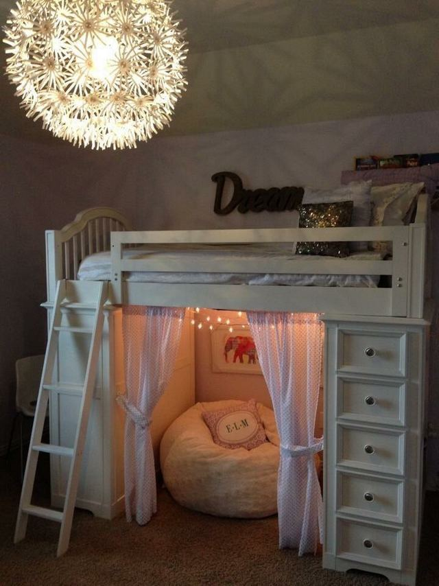 23 Cozy Cute Pink Bedroom Design Decor Ideas For Kids 21