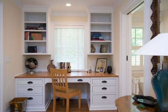 23 Fabulous Office Furniture For Small Spaces 36