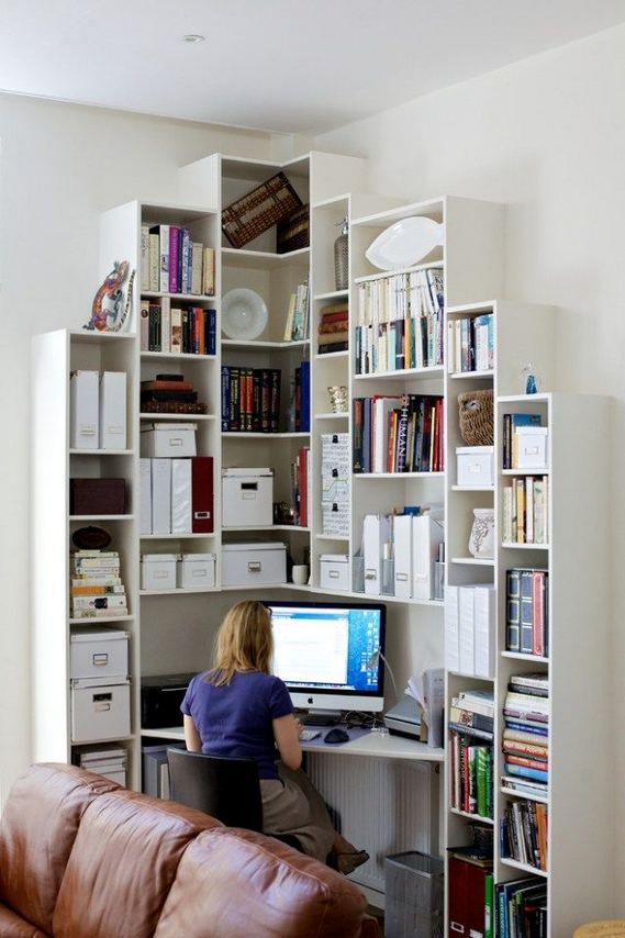 23 Fabulous Office Furniture For Small Spaces 45