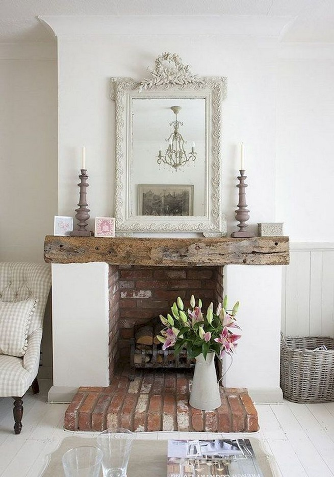 23 Wonderful French Country Living Room Decoration Ideas 63