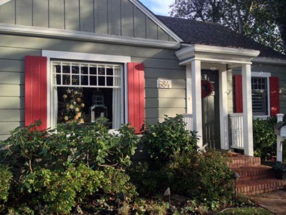 24 Adorable Brick House Exterior Makeover 06