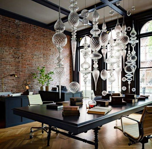 24 Impressive Glass Ceiling Indoor Design Inspiration Ideas 15