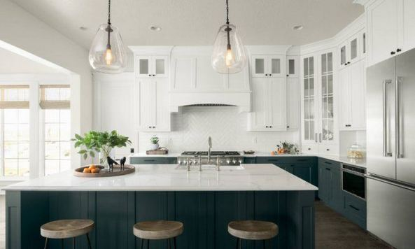 25 Best Ideas For Black Cabinets In Kitchen 25