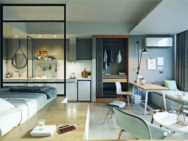 11 Wonderful Small Apartment Decor Ideas 14