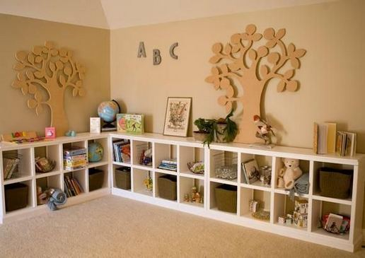 12 Totally Inspiring Tree Bookshelf Design Ideas 07