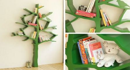 12 Totally Inspiring Tree Bookshelf Design Ideas 38