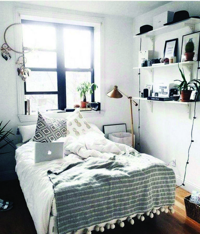 13 Stylish Modern Small Bedroom Design Ideas For Couples 27
