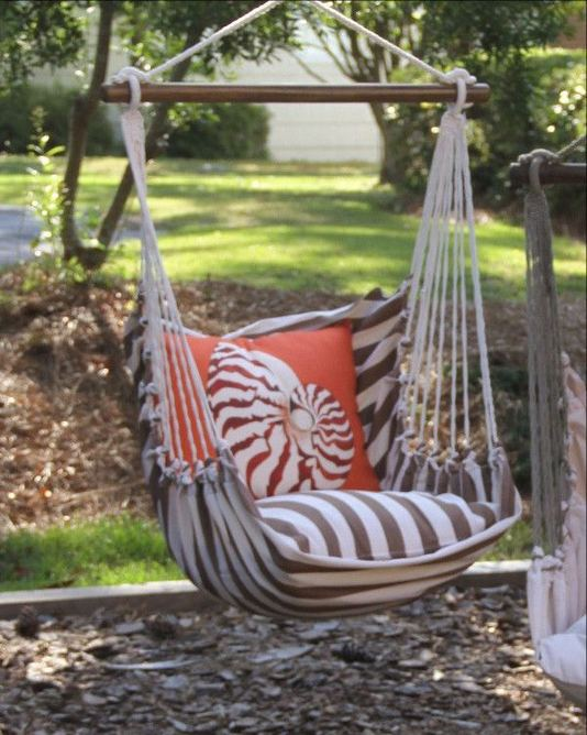 14 Cozy Swing Chairs Garden Ideas 04