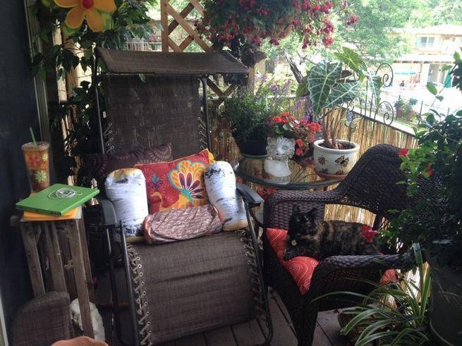 14 Cozy Swing Chairs Garden Ideas 33