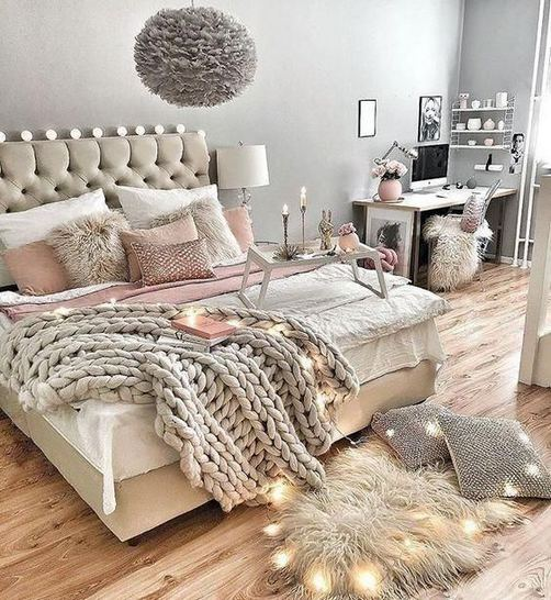 15 Fascinating White Bedroom Design Ideas 07