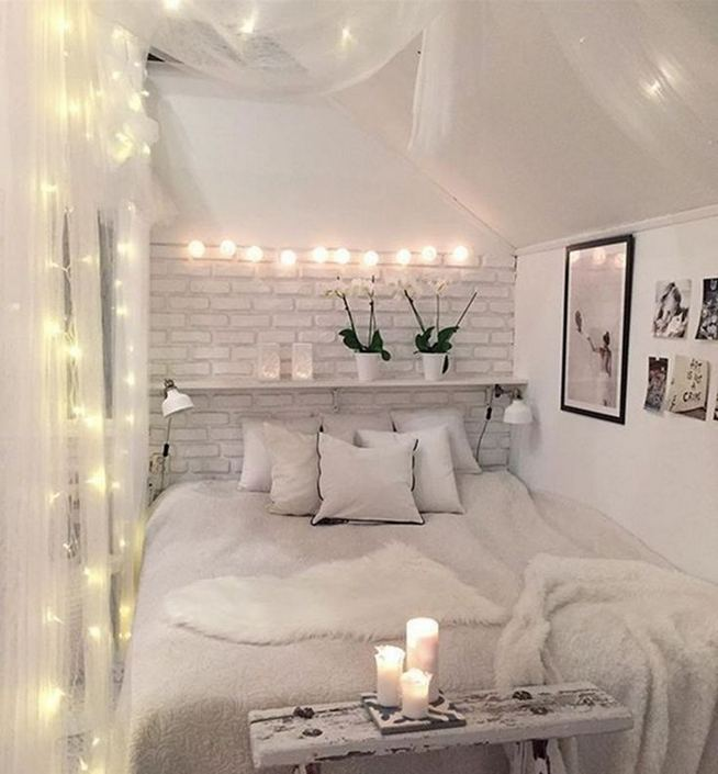 15 Fascinating White Bedroom Design Ideas 31