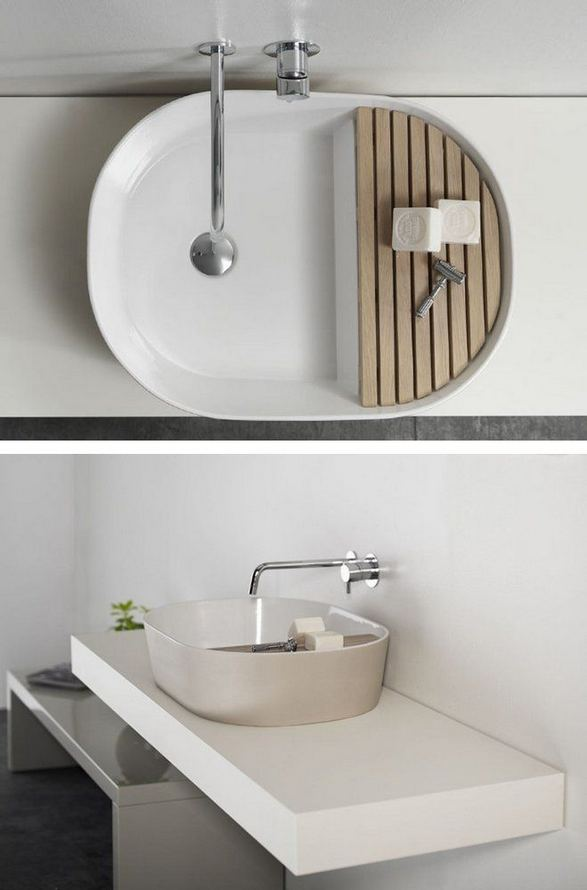 15 Inspiring Marble Bathroom Sink Designs For Your Luxury Home 18