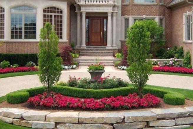 15 Popular Rock Pathway Design Ideas Enhance Beautiful Garden 16