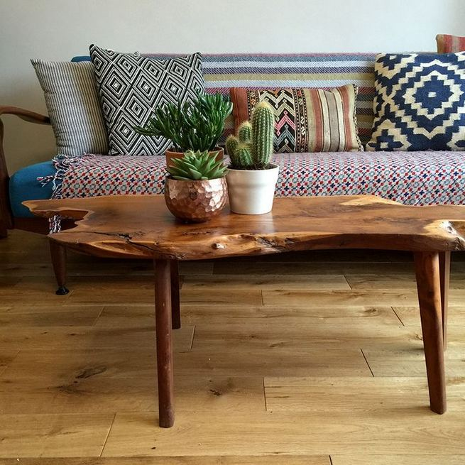 16 Impressive Mid Century Modern Coffee Table Ideas 14