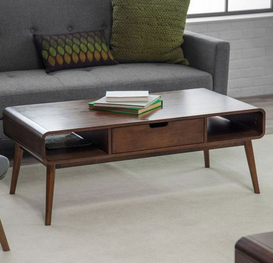 16 Impressive Mid Century Modern Coffee Table Ideas 37