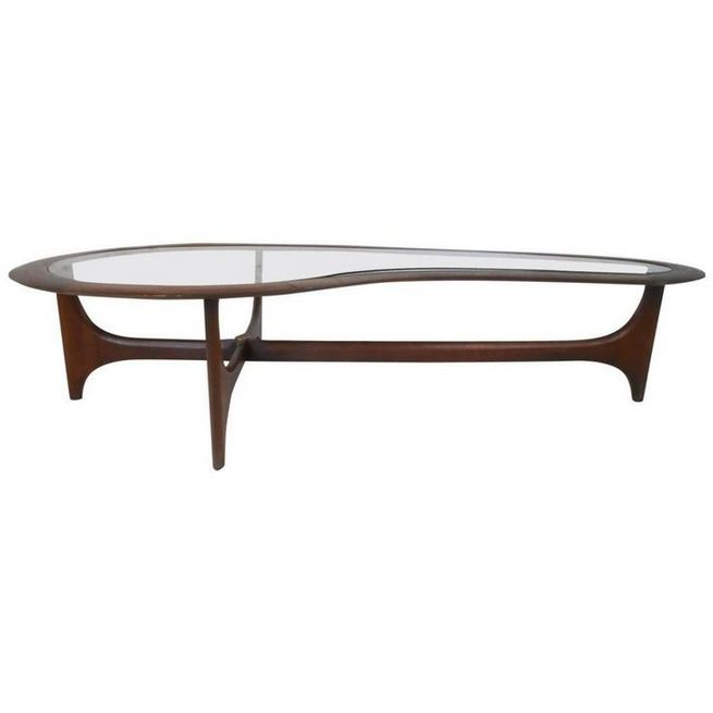 16 Impressive Mid Century Modern Coffee Table Ideas 45