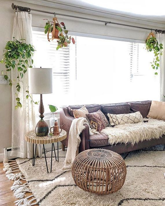 18 Adorable Industrial Floor Lamp Ideas For Living Room 05