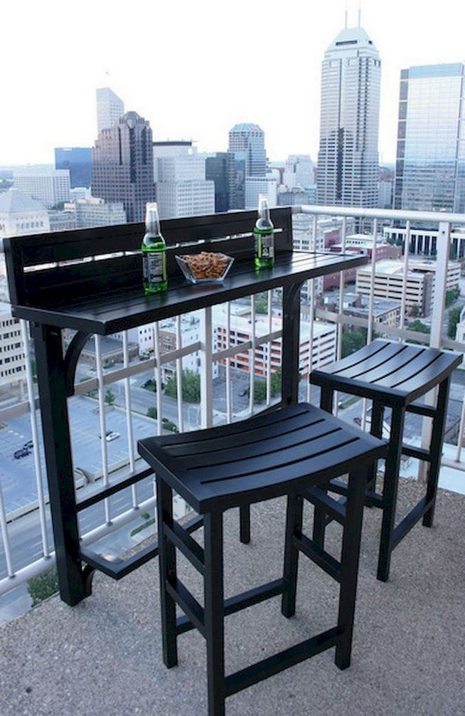 12 Creative Small Apartment Balcony Decorating Ideas On A Budget 24