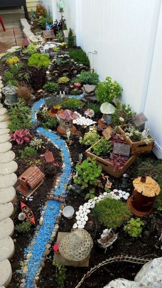 12 Enchanting Fairy Garden Best Ideas 14