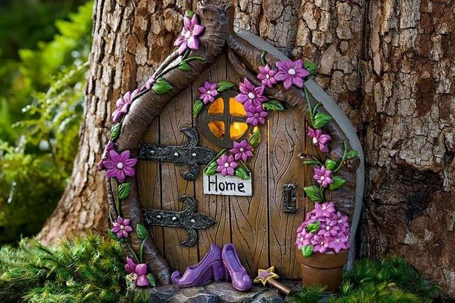 12 Enchanting Fairy Garden Best Ideas 26