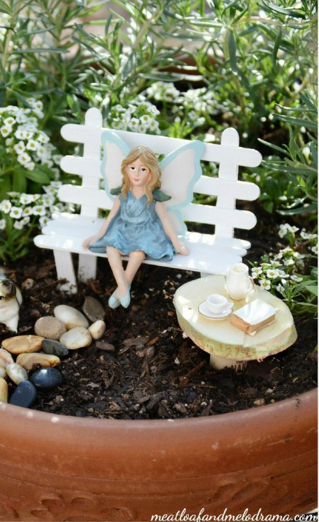 12 Enchanting Fairy Garden Best Ideas 28