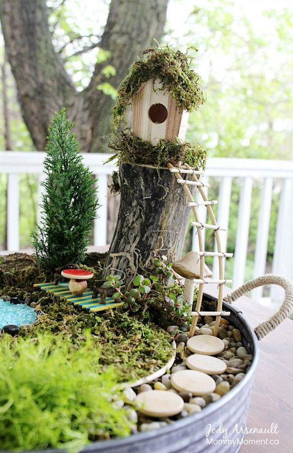 12 Enchanting Fairy Garden Best Ideas 29