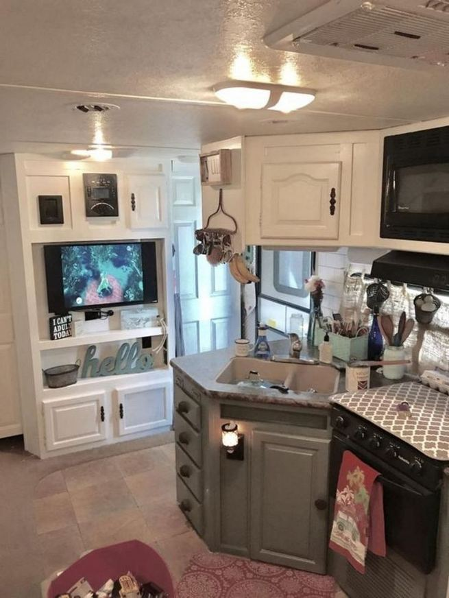 13 Best Travel Trailers Remodel Rv Living Ideas 13