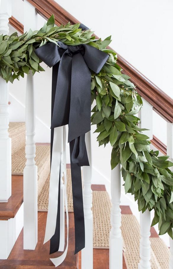 13 Stunning Black Christmas Decorations Ideas 18