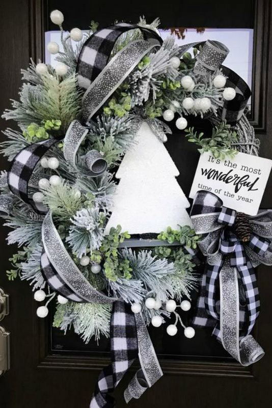 13 Stunning Black Christmas Decorations Ideas 32