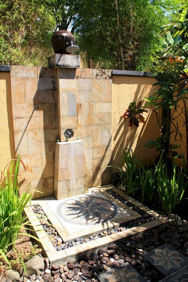 14 Gorgeous Modern Outdoor Shower Ideas For Best Inspiration 23