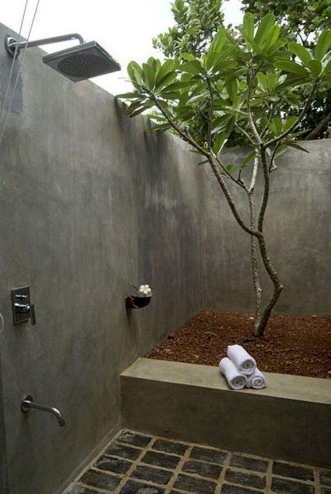 14 Gorgeous Modern Outdoor Shower Ideas For Best Inspiration 25