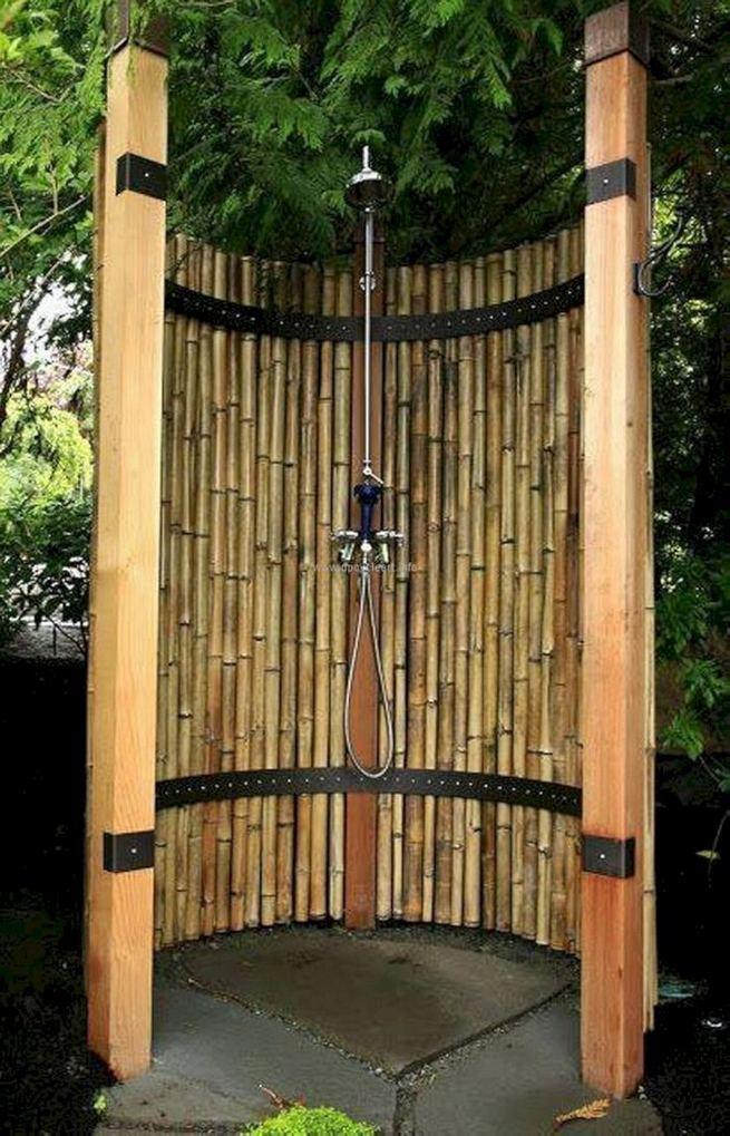 14 Gorgeous Modern Outdoor Shower Ideas For Best Inspiration 34