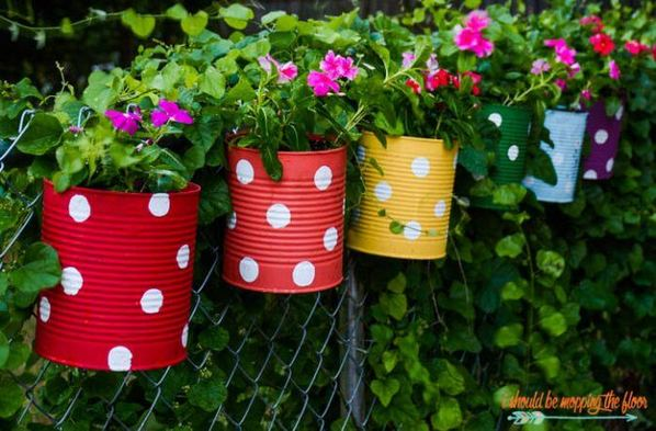 14 Low Budget DIY Gardening Projects Design Ideas 08