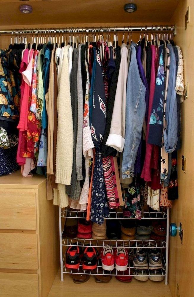 16 Creative Dorm Room Storage Organization Ideas On A Budget 09