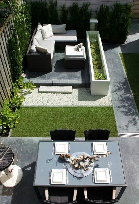 16 Most Beautiful Mid Century Modern Backyard Design Ideas 14