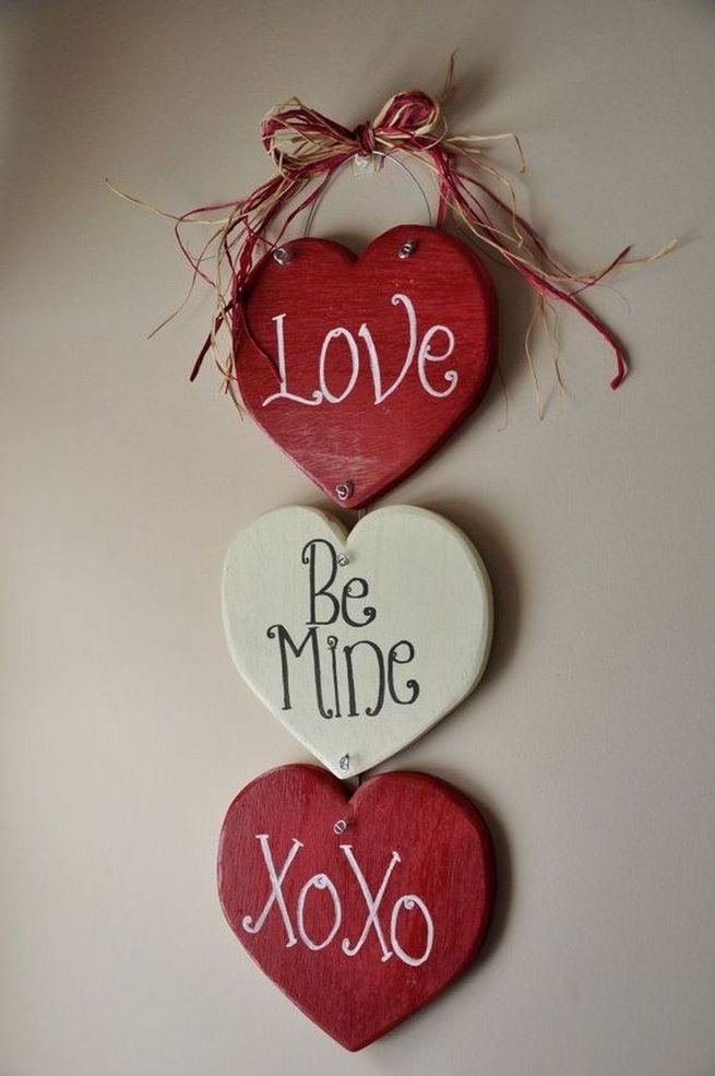 16 Wonderful DIY Valentine Decorations Ideas 20