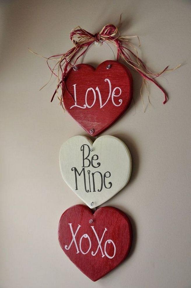 16 Wonderful DIY Valentine Decorations Ideas 20