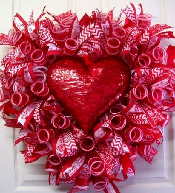 16 Wonderful DIY Valentine Decorations Ideas 26