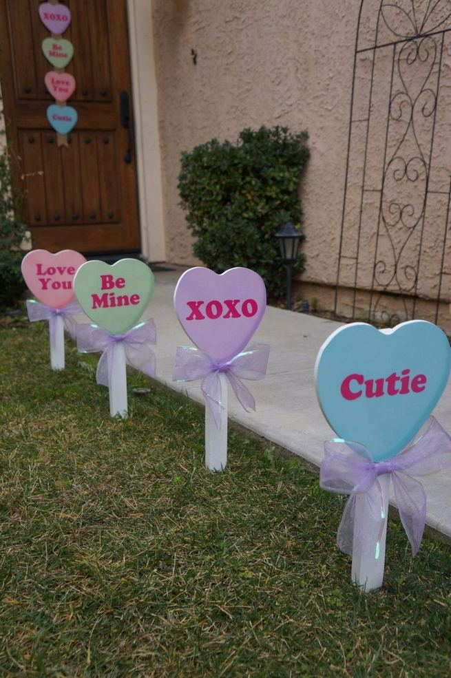 16 Wonderful DIY Valentine Decorations Ideas 27