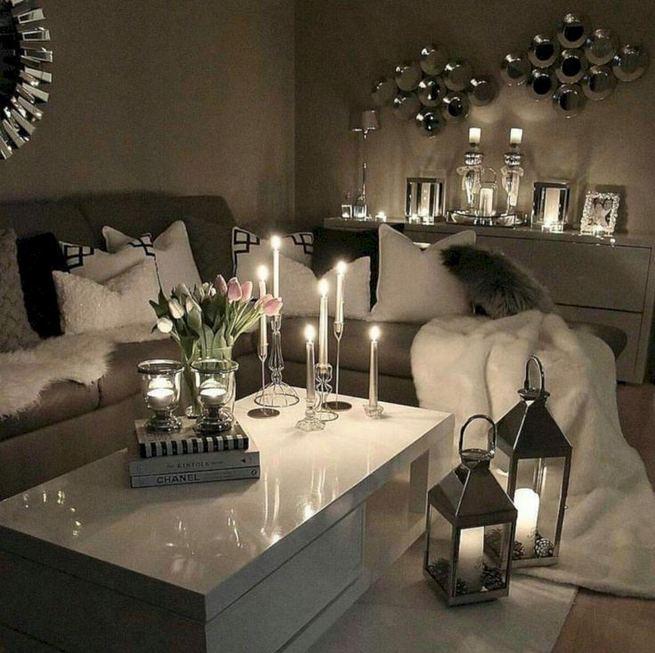 17 Stunning Apartment Valentines Decorations Ideas 20