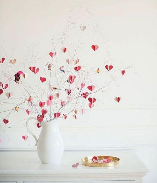 17 Stunning Apartment Valentines Decorations Ideas 28