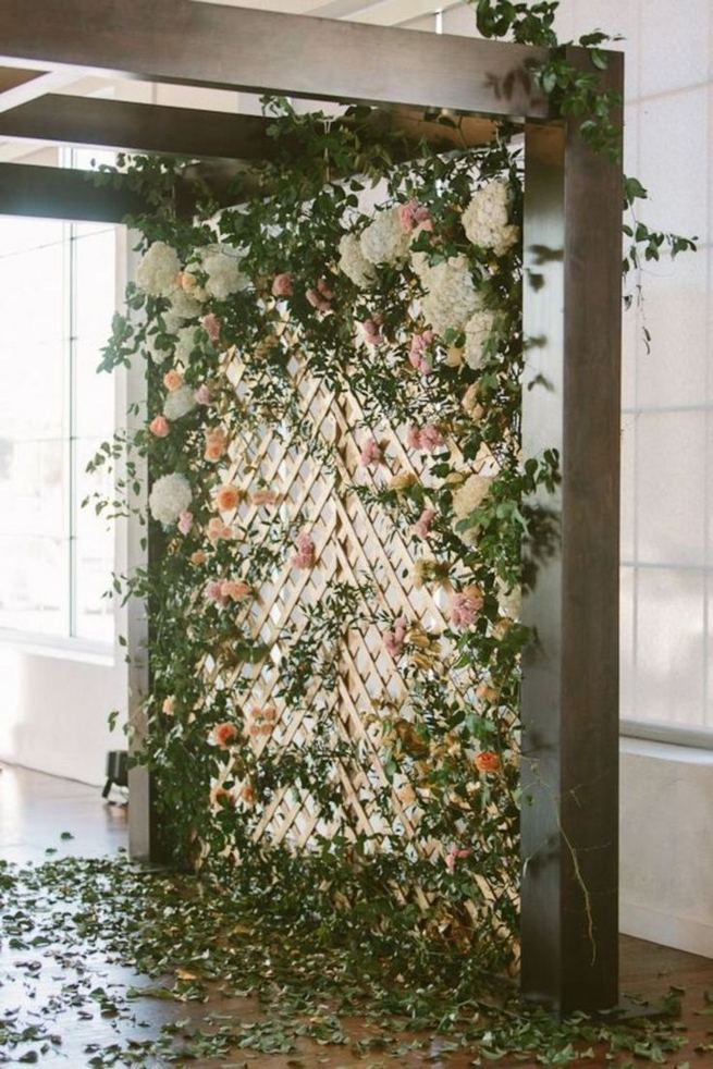 18 Beautiful Flower Wall Decor Ideas Creative Wall Decor Ideas 11