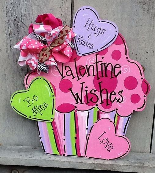 19 Awesome Valentines Signs Design Ideas 28