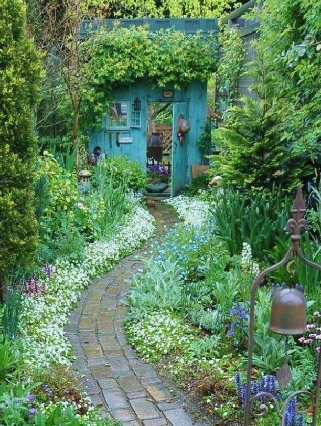 19 Charming DIY Wall Gardens Outdoor Design Best Ideas 16