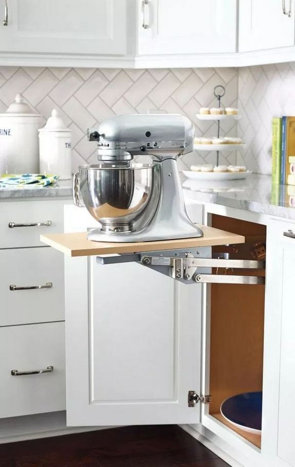 19 Clever Small Kitchen Remodel Open Shelves Ideas 16